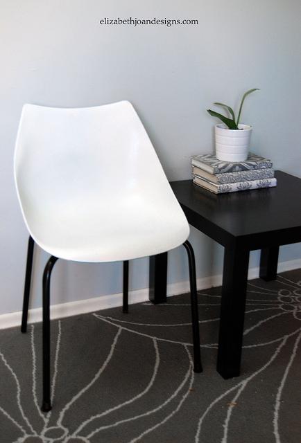 Scoop Chair Redo