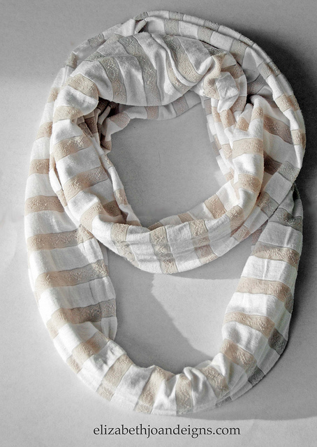 Ten Minute Infinity Scarf