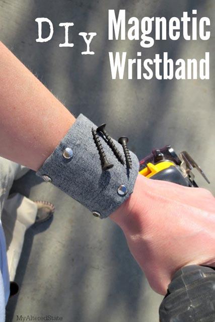 diy-magnetic-wristband