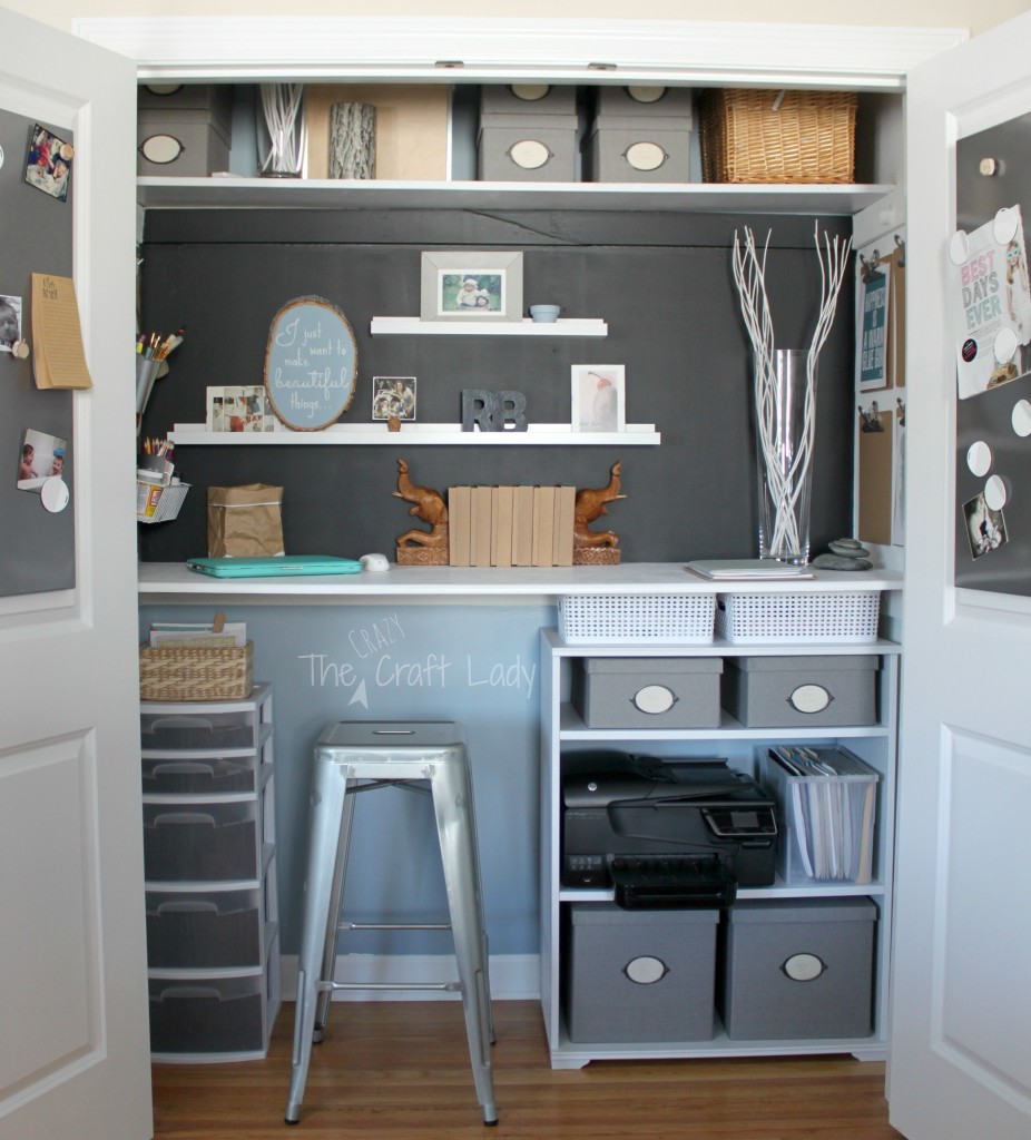 Home-office-in-a-closet-from-The-Crazy-Craft-Lady-926x1024