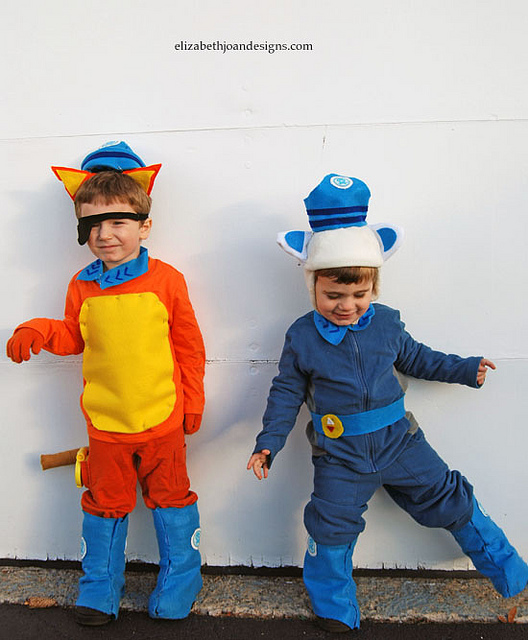 Octonauts Costumes
