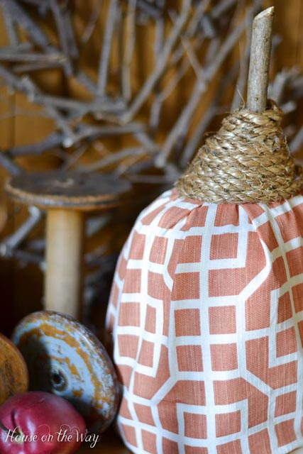 Fabric-Covered-Milk-Jug-Pumpkin-9