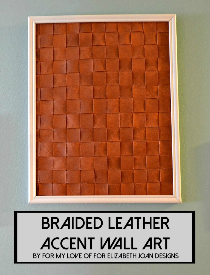 Woven Leather Art