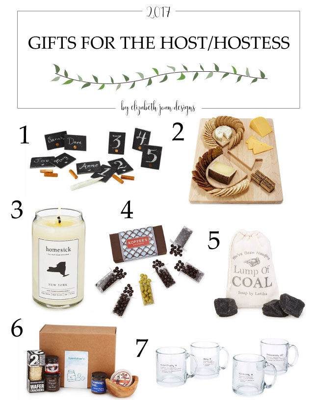 Fun and Unique Hostess Gifts